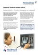 Case Study: Healthcare Software Systems - business process