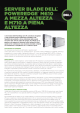 server blade dell™ Poweredge™ m610 a mezza altezza e m710 a - Documents
