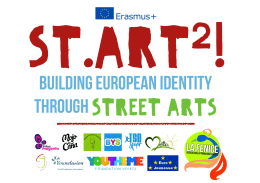 building EUROPEAN IDENTITY through street arts