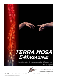 Terra Rosa E-Magazine, No. 8, July 2011
