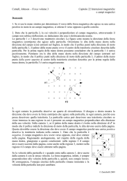 Cutnell, Johnson – Fisica volume 3 Capitolo 22 Interazioni