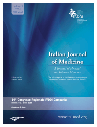 Italian Journal of Medicine A Journal of Hospital and Internal Medicine