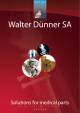 Walter Dünner SA - Documents