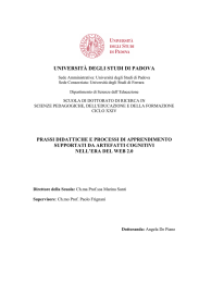 Documento PDF (Tesi di dottorato) - Padua@Research