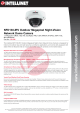 NFD130-IRV Outdoor Megapixel Night-Vision Network - laptop
