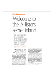 Welcome to the A-listers` secret island