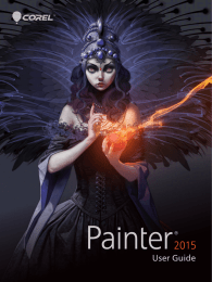 Corel Painter 2015 User Guide