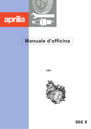 minarelli am6 manuale d` officina Aprilia