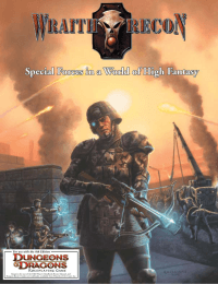 Wraith Recon - Mongoose Publishing