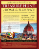 Treasure hunt - travel