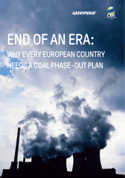 why every european country needs a coal phase