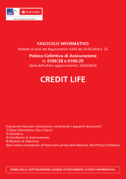 Credit Life - PrestitiOnline.it