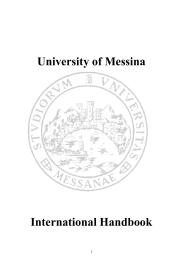 University of Messina - LLPManager