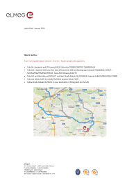 How to reach us From Turin Caselle Airport (101 km