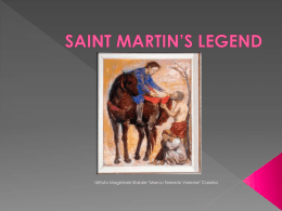 SAINT MATRIN`S LEGEND