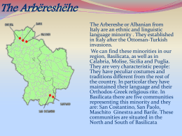 The arbresche presentation