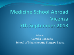 Medical Students - Medicine School Abroad