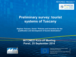 MITOMED Kick-off Meeting Poreč, 25 September 2014