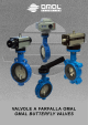 VALVOLE A FARFALLA OMAL OMAL BUTTERFLY VALVES - Documents