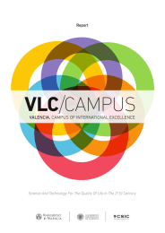 VLC CAMPUS VALENCIA, CAMPUS OF INTERNATIONAL EXCELLENCE