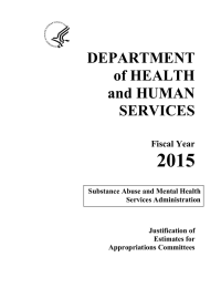 2015  DEPARTMENT of HEALTH