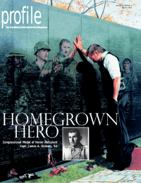 profile HOMEGROWN HERO Congressional Medal of Honor Recipient
