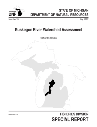 DNR STATE OF MICHIGAN DEPARTMENT OF NATURAL RESOURCES