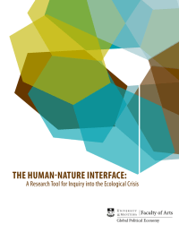 The human-naTure InTerface: Faculty of Arts Global Political Economy