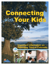 With Important Information on Parenting Time in Colorado