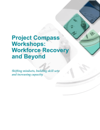 Project Compass Workshops: Workforce Recovery and Beyond