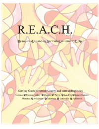 R.E.A.C.H. Resources Expanding Access to Community Help Corona