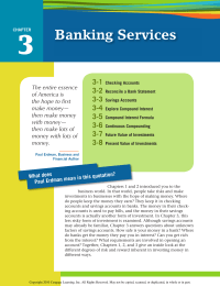 3 Banking Services 3-1 3-2
