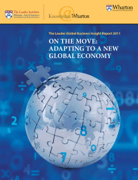 On the MOve: AdApting tO A new glObAl ecOnOMy