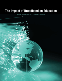 The Impact of Broadband on Education