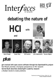 HCI aces debating the nature of plus